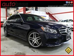 2016 Mercedes-Benz E-Class E250 BlueTEC 4MATIC|AVANTGARDE|INTELL