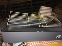 Cage hutch guinea pig rabbit £10