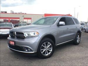 2015 Dodge Durango LIMITED**LEATHER**NAVIGATION**BLUETOOTH**