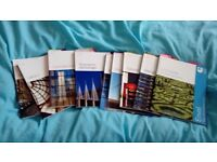 OPEN UNI FRENCH AND ITALIAN STUDY BOOKS