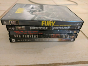 5 Movies For 15$ All Together