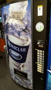 Water Bottle/ Can Vending Machine