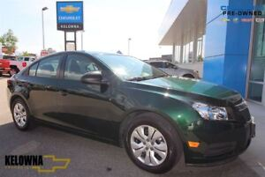 2014 Chevrolet Cruze 1KS | Automatic | BC Local