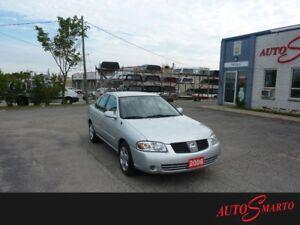 2006 Nissan Sentra 1.8 Special Edition,AUTO,LOW MILEAGE