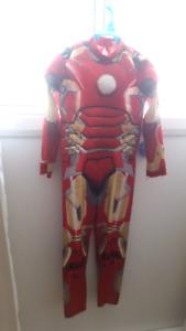 Déguisement halloween garçon  Iron Man taille M 6-8 ans