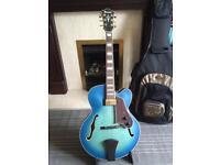 Ibanez AFJ91 blue