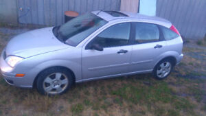 EXCELLENT DRIVE **06 FOCUS ZX5 **LOTS OF OPTIONS