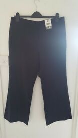 Ladies tailored trousers bnwt