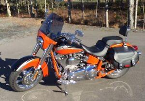 2010 Harley Davidson FLSTSE