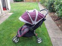Baby Jogger City Mini Singe (Purple)