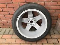 Audi A3 A5 A6 Alloy Wheel & Tyre