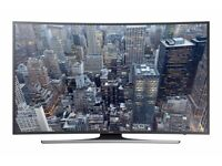 Samsung 48inch curved smart 4k with warranty till 2020