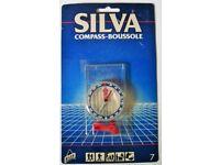 Silva Field Compass Scouts Orienteering Navigation1-2-3 system field 7