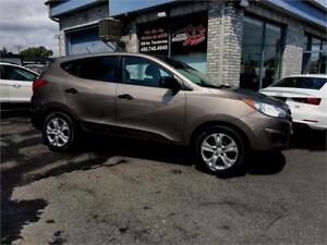 2012 Hyundai Tucson GL 2.L 4 CYL AUTOMATIQUE BLUETOOTH