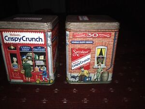 Tins with covers