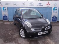 PART X DIRECT OFFERS A NISSAN MICRA 1.2 AUTOMATIC WITH A NEW MOT AND SERVICE!!!