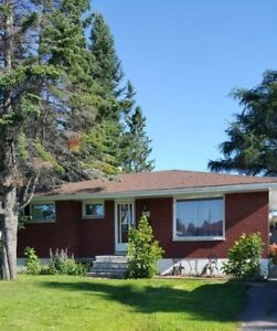 3 bed 1 bath home available for rent September 1