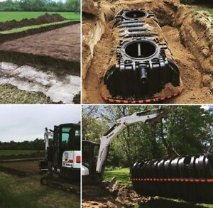 Septic Installation -Insured and Certified