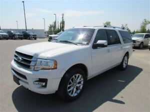 2015 Ford Expedition Max Limited 4X4 Sunroof Leather