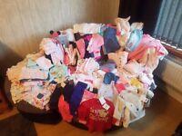 **Huge Girls Bundle 3-6 months Clothes**