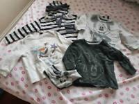 Boy big bundle 3-6, 85 items