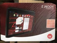 "Motorola Xoom 2 10.1"" Android Tablet 16gb"