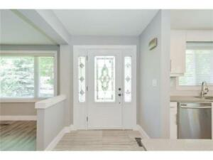 5 Bedroom 2 Baths Newly Renovated in Kitchner + 2 Parking