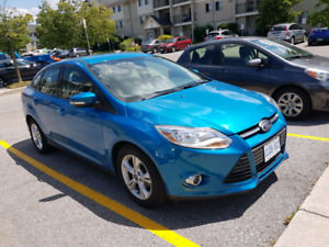 2013 Ford Focus Bluetooth