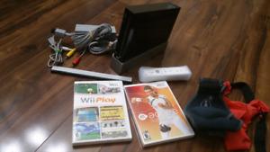 Nintendo wii bundle