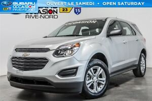2017 Chevrolet Equinox LS MAGS+BLUETOOTH+SIEGES.CHAUFFANTS