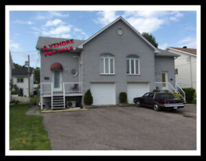 SEMI-DETACHED / DUPLEX FOR SALE IN HAWKESBURY, ONT.