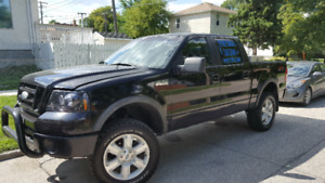 F150 fx4 supercrew 2008 (reduced price)