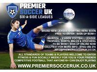 SALTASH 6aside Football League (Starts Thursday 7th September @ Saltmill Park 3G)
