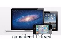 Mobile phone, Ipad, Laptop and Computer repairs stockport. Same day & NO FIX NO FEE