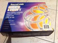 Sound Lab Rope Light - 6m - 80 Bulb Multicolor - Boxed and hardly used