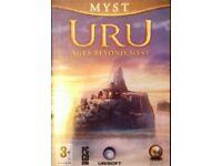 Uru ages beyond mist
