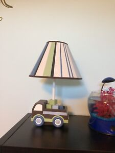 Children's Lamp & 4 Picture Musical Frame