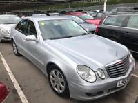 Mercedes-Benz E220 E CLASS 2008 ** DIESEL ** MANUAL ** FULL SERVICE HISTORY ** 2 KEYS **