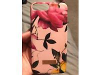 Ladies ted baker iPhone 6 Plus case.