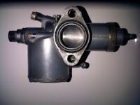 AMAL monobloc 376 carburettor plus various main and needle jets