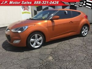 2013 Hyundai Veloster Manual, Back Up Camera, Only 68, 000km
