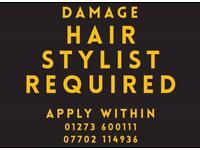EXPERIENCED HAIR STYLIST NEEDED