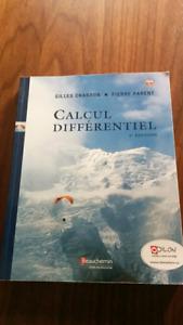 Calcul différentiel 6e édition