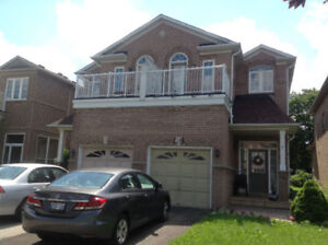 Beautiful 3 Bedroom Semi Detached house for rent in Scarborough