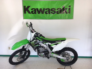 LOW HOURS!!! 2015 Kawasaki KX450F SOLD SOLD SOLD