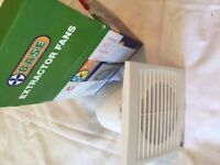 HUMIDITY TIMER EXTRACTOR FAN