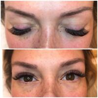 Classic/Russian volume 3D eyelash extensions***