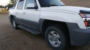 For Sale 2002 Chevy Avalanche