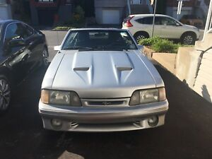 Ford Mustang  1987