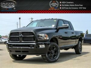 2017 Ram 2500 New SLT|4x4|Diesel|Backup Cam|Bluetooth|Black Appe
